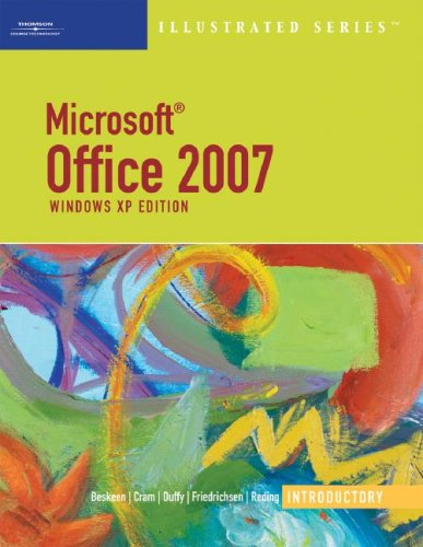 microsoft office 2007 illusrated  windows xp edition