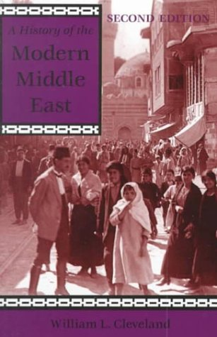 Read A History of the Modern Middle East iBook