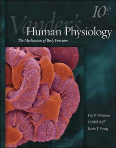 Human Physiology by Eric P. Widmaier