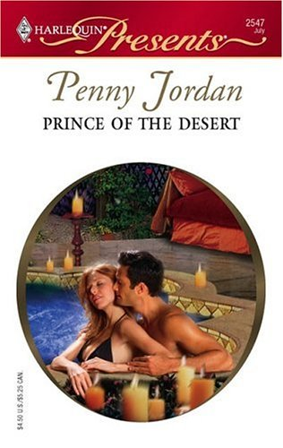 Prince Of The Desert by Penny Jordan