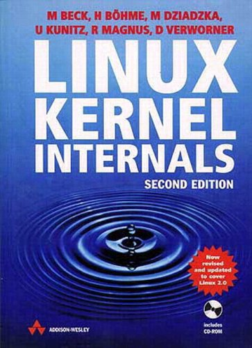 Linux Kernel Internals by Michael Beck