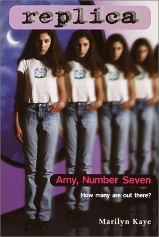 Amy, Number Seven by Marilyn Kaye