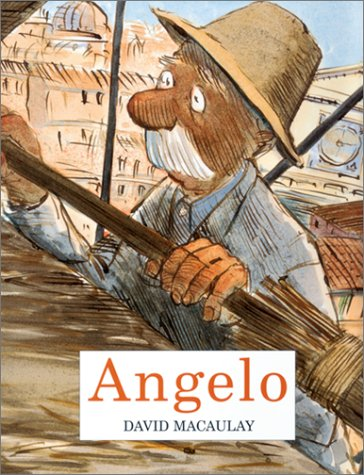 Angelo by David Macaulay
