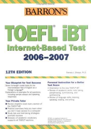 how to prepare for toefl test