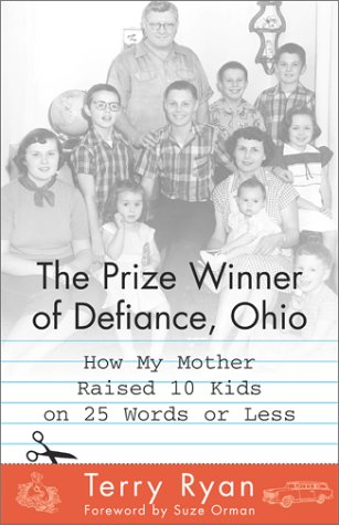 How My Mother Raised 10 Kids on 25 Words or Less