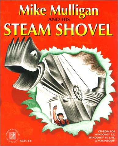 Mike Mulligan and His Steam Shovel by Virginia Lee Burton — Reviews, Discussion, Bookclubs, Lists
