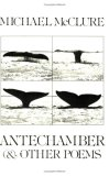 Antechamber, and Other Poems