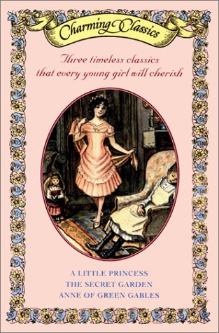 Charming Classics Box Set #1: A Little Princess,The Secret Garden, Anne of Green Gables