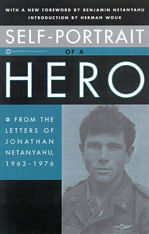 Self-Portrait Of A Hero by Jonathan Netanyahu