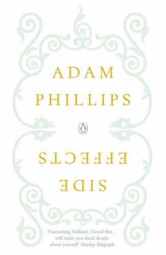 Side Effects by Adam Phillips