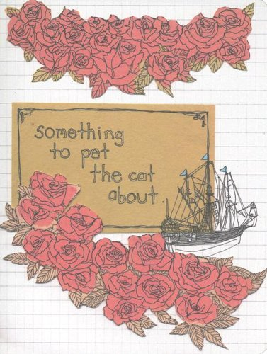 Something to Pet the Cat about by Elisabeth Belliveau