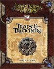 Traps & Treachery: Core Rulebook (Legends & Lairs, d20 System)