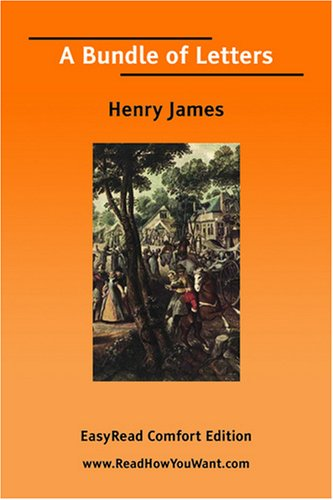 Download A Bundle Of Letters by Henry James ePub