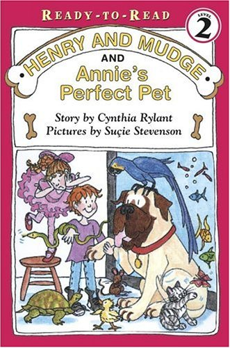 Henry and Mudge and Annie's Perfect Pet (Henry and Mudge, #20)