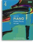 Selected Piano Exam Pieces: 2007 2008 Grade 4