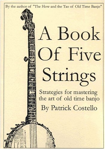 A Book of Five Strings by Patrick Costello
