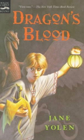 Dragon's Blood by Jane Yolen