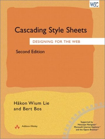 Cascading Style Sheets by Hakon Wium Lie