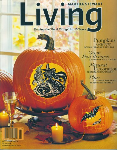 Martha Stewart Living, October 2006 Issue