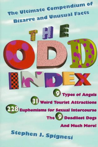 The Odd Index by Stephen J. Spignesi