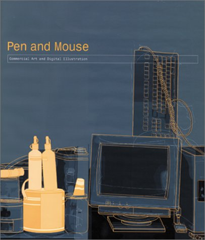 Pen and Mouse by Roanne Bell