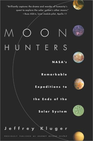 Moon Hunters by Jeffrey Kluger
