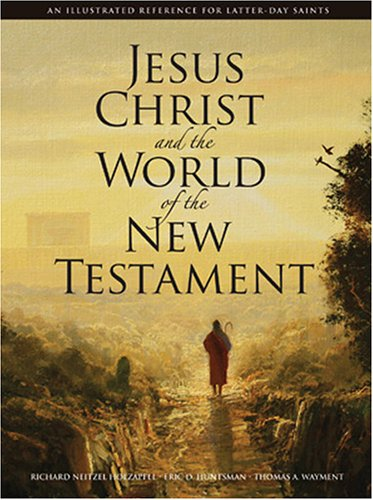 Jesus Christ and the World of the New Testament by Richard Neitzel Holzapfel