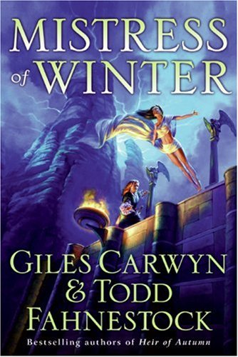 Mistress of Winter by Giles Carwyn