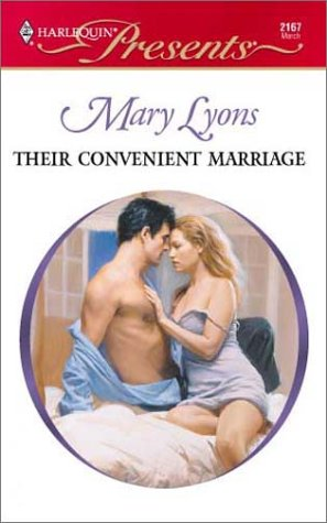 Their Convenient Marriage (Harlequin Presents)