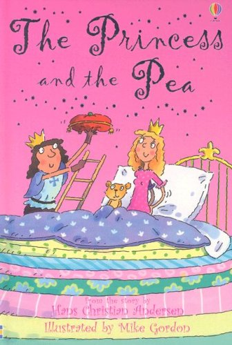 Princess and the Pea (Gift Book)