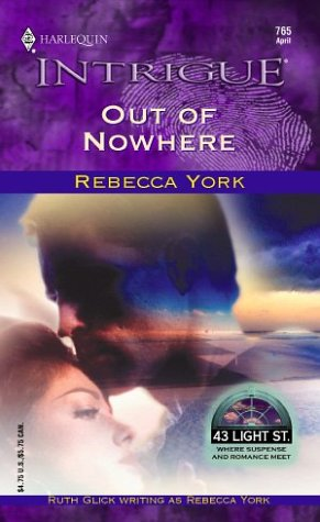 Out of Nowhere by Rebecca York