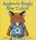 Andrew's Bright Blue T-Shirt