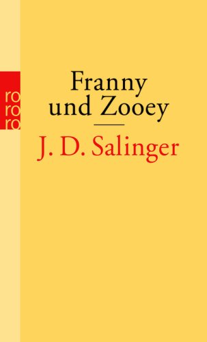 a comparison between two protagonists from books by j d salinger franny glass from franny and zooey