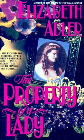 The Property of a Lady by Elizabeth Adler