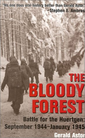 Free download The Bloody Forest by Gerald Astor RTF