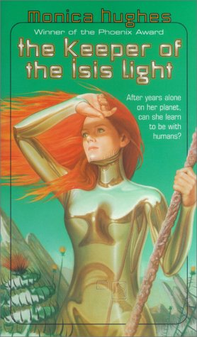 The Keeper of the Isis Light by Monica Hughes