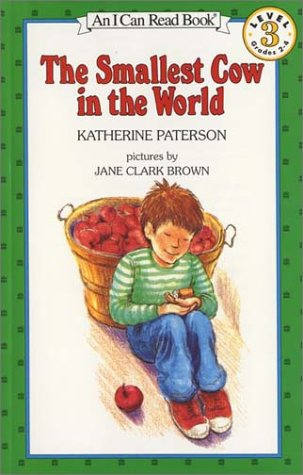 The Smallest Cow In The World by Katherine Paterson