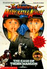 The Case of Thorn Mansion (The Adventures of Mary-Kate and Ashley, #10)