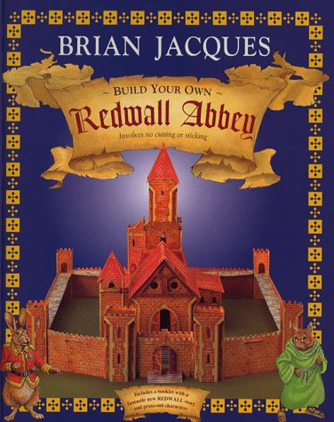 Redwall Abbey by Brian Jacques