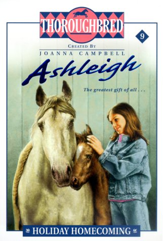 Holiday Homecoming Thoroughbred: Ashleigh 9
