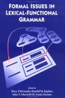 Formal Issues in Lexical-Functional Grammar