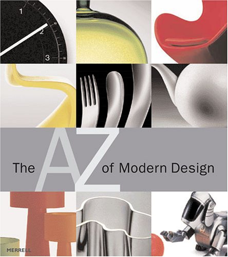 The A-Z of Modern Design by Polster Bernd