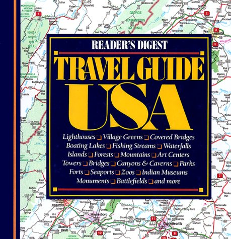 Travel Guide USA by Reader's Digest Association