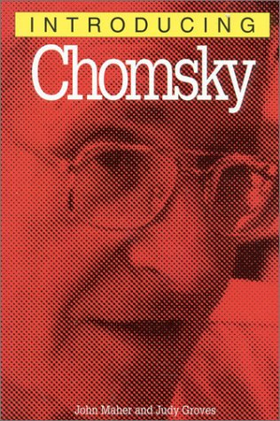 Introducing Chomsky by John Maher