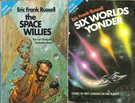 The Space Willies Six Worlds Yonder Ace Double, 77785