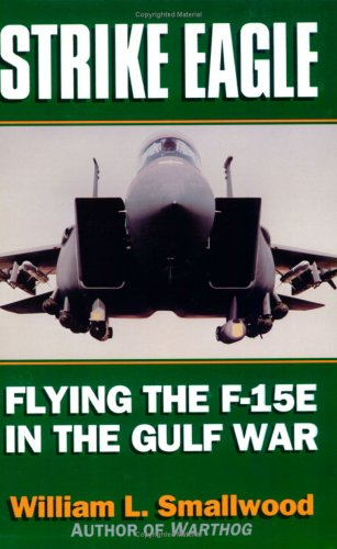 Strike Eagle: Flying The F 15 E In The Gulf War