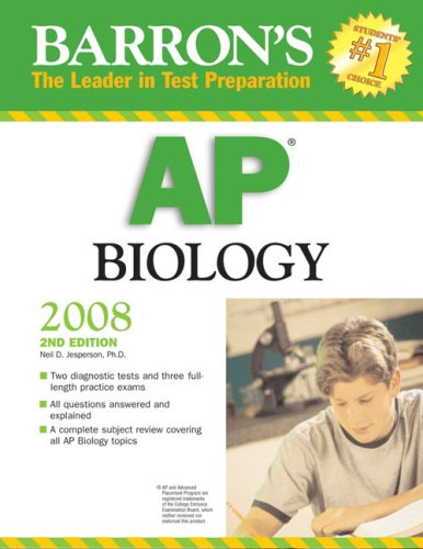 ap bio essays 2008 Explore timing and format for the ap biology exam, and review sample questions, scoring guidelines, and sample student responses.
