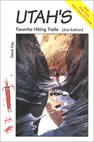 Utah's Favorite Hiking Trails by David Day