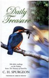 Daily treasure : 366 daily readings from the Treasury of David by C.H. Spurgeon