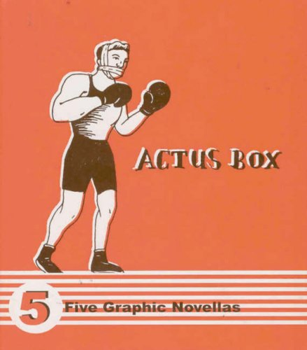 Actus Box: Five Graphic Novellas